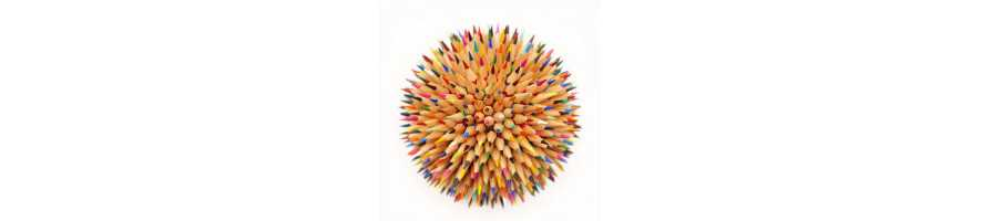 Køb Farveartikler her | Kæmpe udvalg til både børn og voksne.