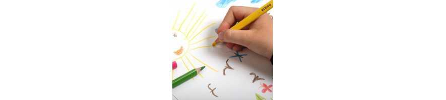 Køb Farveblyanter her | Stort udvalg & god kvalitet til alle.