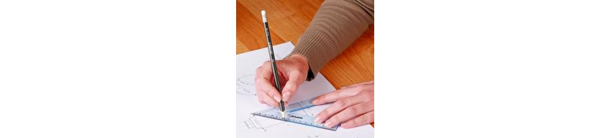 Køb skriveredskaber til skolestarten hos Ofidan - Ergonomisk & billigt